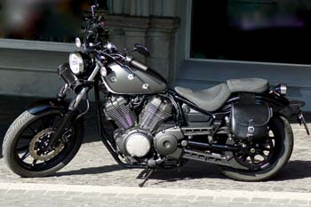 Motorradversicherung Teilkasko